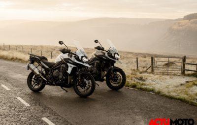 Triumph Tiger 1200 – Deux éditions spéciales suréquipées :: Nouveautés 2020