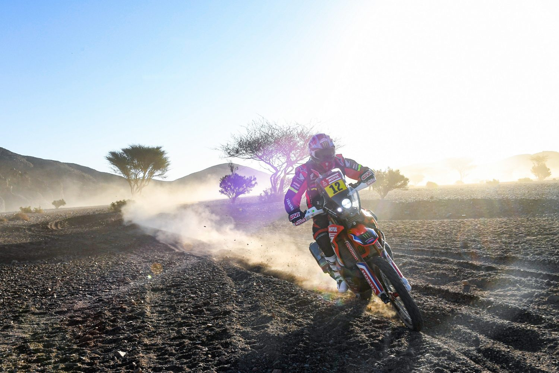 Joan Barreda Dakar 2020 Actumoto.ch