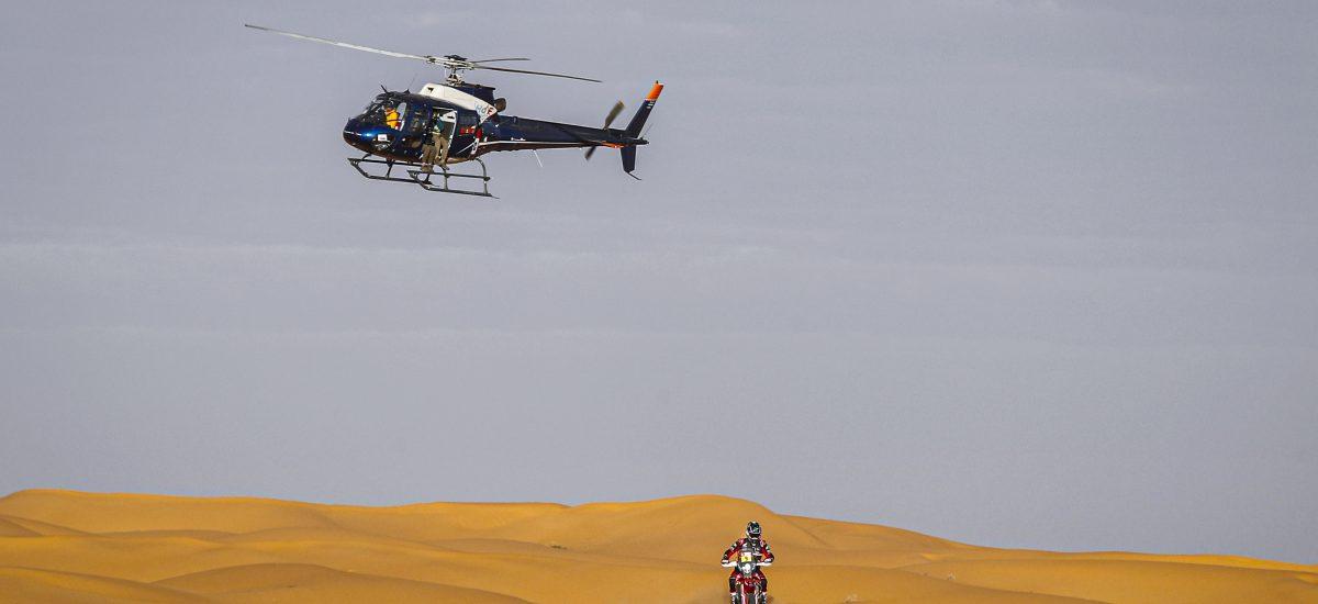 6ème étape: Ricky Brabec se positionne en patron du Dakar à mi-parcours du rallye
