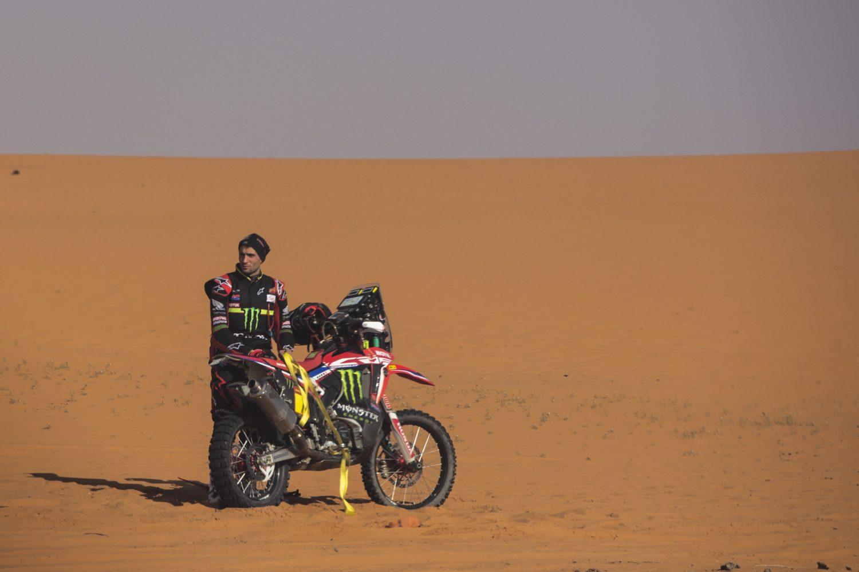 KEvin Benavides Dakar 2020