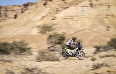 9ème étape – Reprise difficile, mais victorieuse pour Pablo Quintanilla :: Dakar 2020