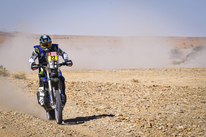 Franco Caimi Dakar 2020