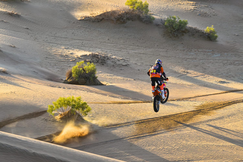Toby Price Dakar 2020 Actumoto.ch