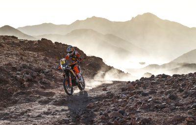 Victoire du rookie Ross Branch dans la 2ème étape, Sam Sunderland prend la tête du classement général :: Dakar 2020