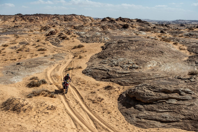 09 Brabec Ricky Dakar 2020 ActuMoto
