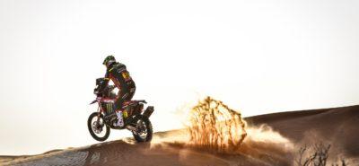 10ème étape – Écourtée, la 1ère partie de l'étape marathon voit rouge :: Dakar 2020