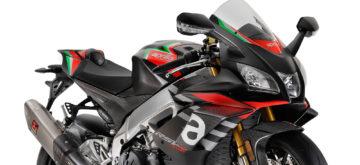 L'Aprilia RSV4 1100 Factory se dote de suspensions semi-actives