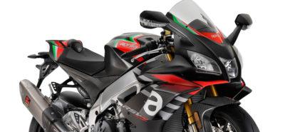 L'Aprilia RSV4 1100 Factory se dote de suspensions semi-actives :: Aprilia 2020
