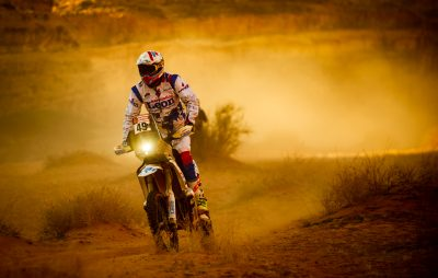 Interview Nicolas Brabeck – Le point à mi-parcours :: Dakar 2020