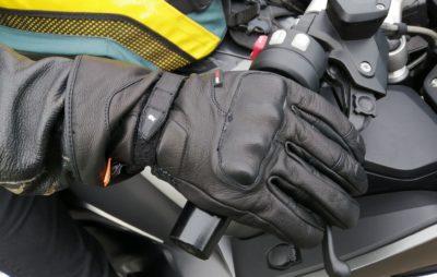 Des gants d'hiver volcaniques chez Furygan :: Essai hivernal
