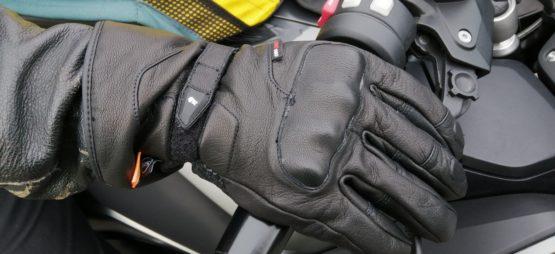 Des gants d'hiver volcaniques chez Furygan