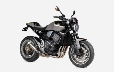 Une Honda CB 1000 R «Stardust» incrustée de pierre de météorite :: Série limitée