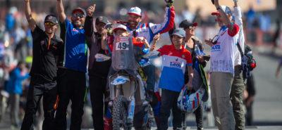 Interview Nicolas Brabeck – Retour sur son 5ème Dakar :: Dakar 2020