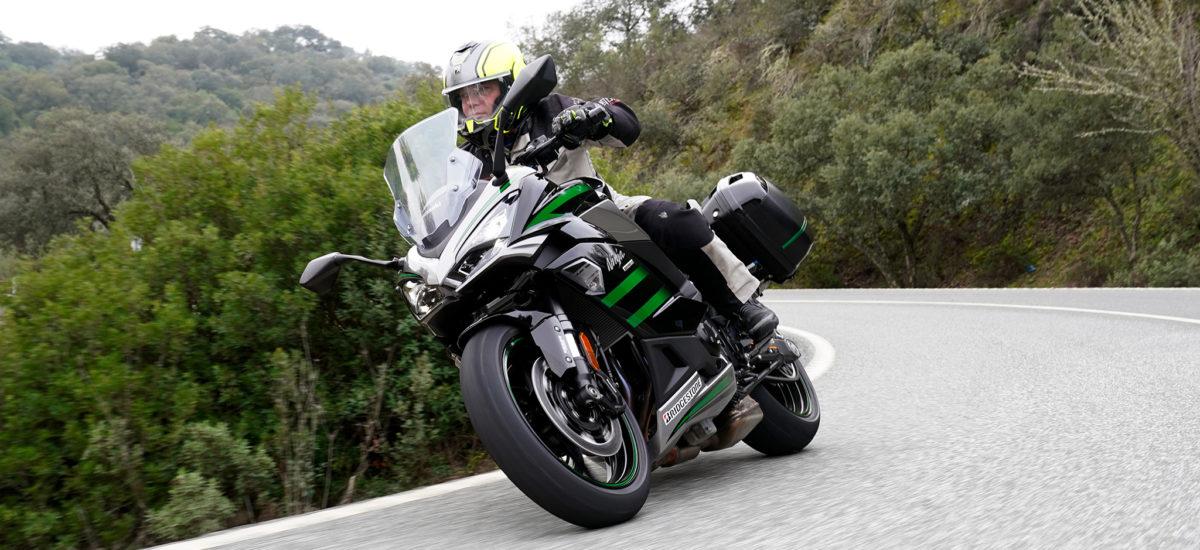 La Z 1000 SX se fait Ninja et développe sa double vie