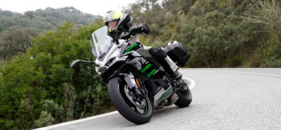 La Z 1000 SX se fait Ninja et développe sa double vie :: Test Kawasaki