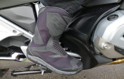 Essai hivernal des TCX Clima Gore-Tex Surround :: Equipements moto