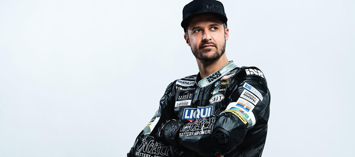 Thomas Lüthi roulera désormais avec une «combi» iXS