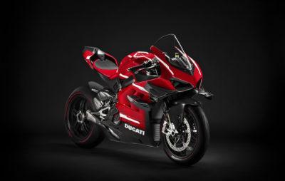 L'incroyable Ducati Superleggera V4 entre en production :: Nouveauté 2020