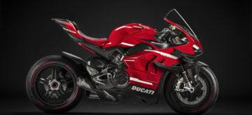 La Ducati Superleggera V4: carbone, puissance et exclusivité