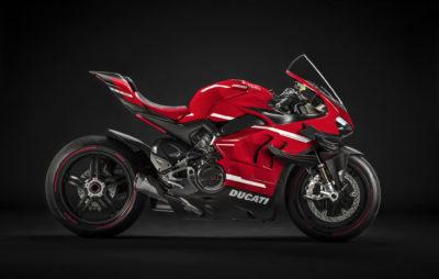 La Ducati Superleggera V4: carbone, puissance et exclusivité :: Nouveauté 2020