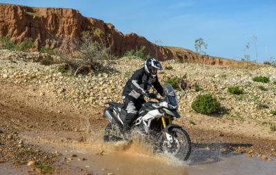 Test de la nouvelle Tiger 900 au Maroc :: Une aventurière à l'anglaise