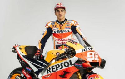 Marc Márquez restera sous les couleurs de Honda jusqu'en 2024! :: Mercato MotoGP