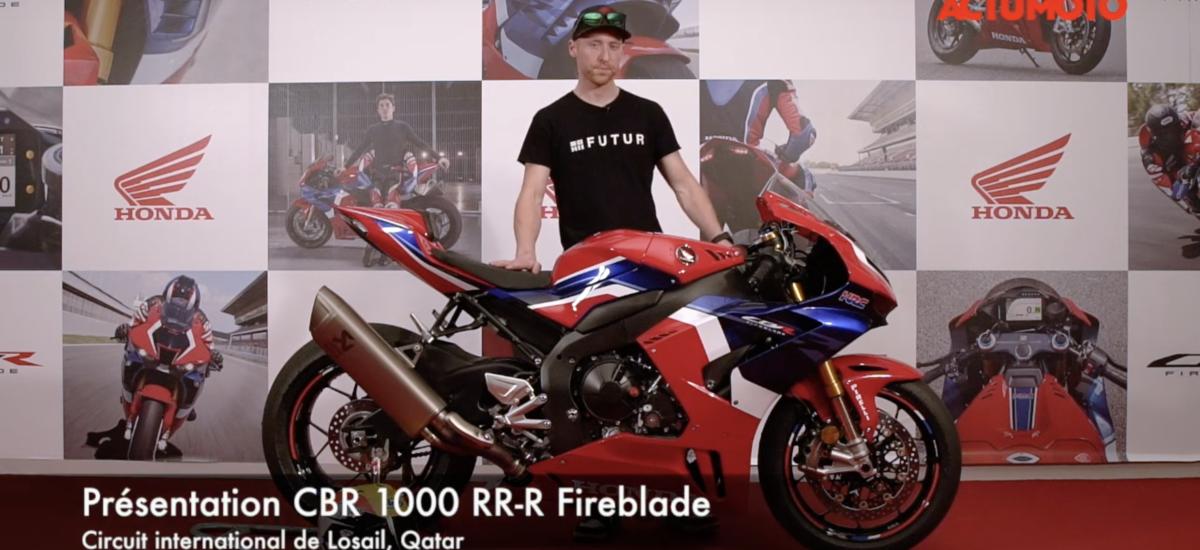 Honda CBR 1000 RR-R Fireblade SP, le verdict de Sébastien Suchet