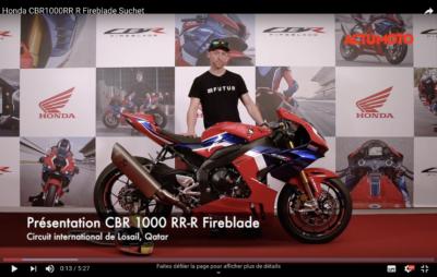 Honda CBR 1000 RR-R Fireblade SP, le verdict de Sébastien Suchet :: Essai sur piste