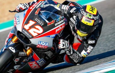Thomas Lüthi remporte la mise à Jerez :: Tests Moto2