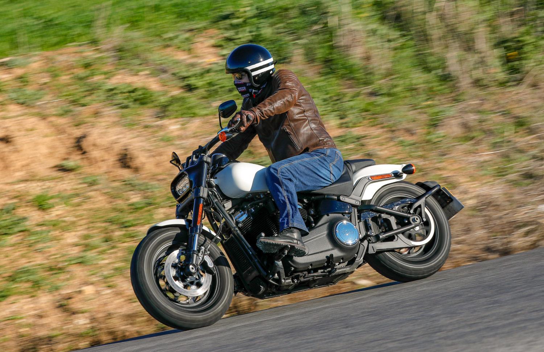 Harley-Davidson Fat Bob 114 ActuMoto MAthias Deshusses