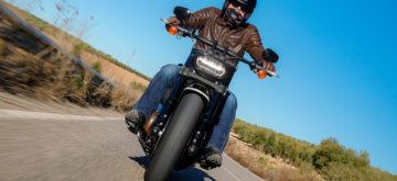 L'Andalousie en Harley-Davidson – Balade avec les Fat Bob et Heritage Classic 114