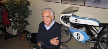 Giancarlo Morbidelli, vainqueur de GP et immense collectionneur, n'est plus