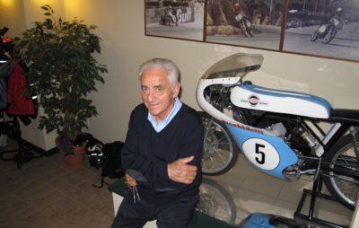 Giancarlo Morbidelli, vainqueur de GP et immense collectionneur, n'est plus :: Hommage
