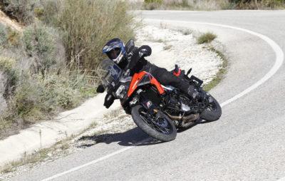 La nouvelle V-Strom va dans la bonne direction :: Test Suzuki