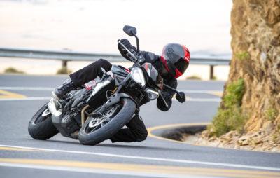 Après la RS et la S, voici la nouvelle Triumph Street Triple R :: Nouveauté 2020