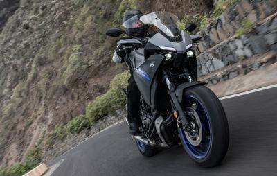 La Tracer 700 séduit par son look et bluffe par ses capacités sportives :: Test Yamaha