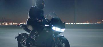 Zero dévoile les contours de sa première moto carénée, la SR/S