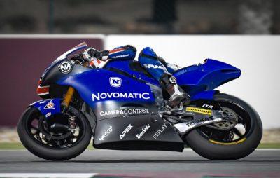 Joe Roberts en pole position surprise. Déception pour Thomas Lüthi (16e)! :: Moto2 Qatar