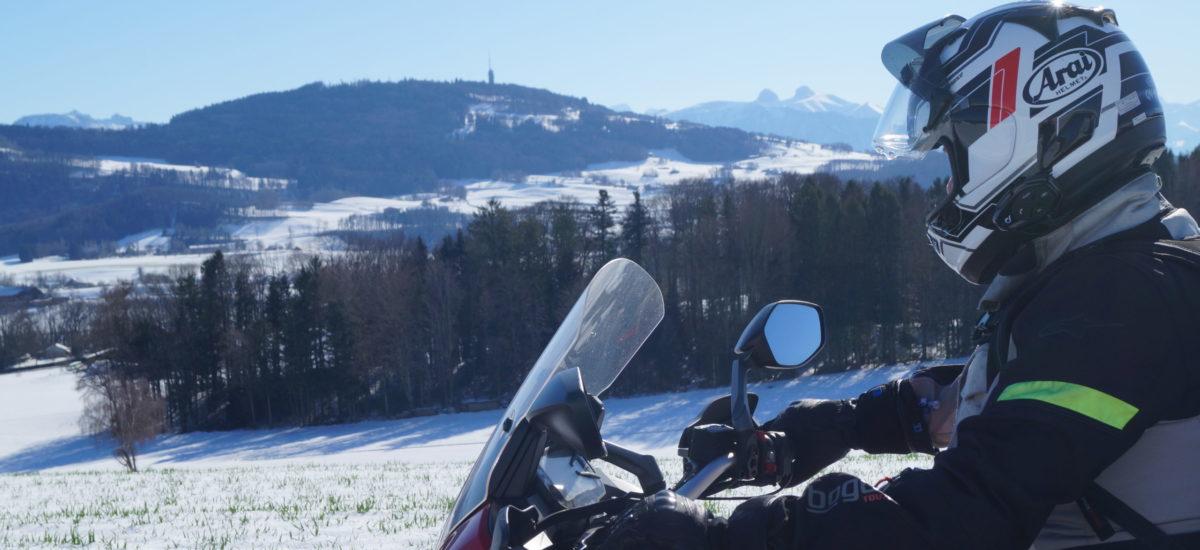 Gourze, Mont-Pèlerin et Gibloux: la balade des trois tours