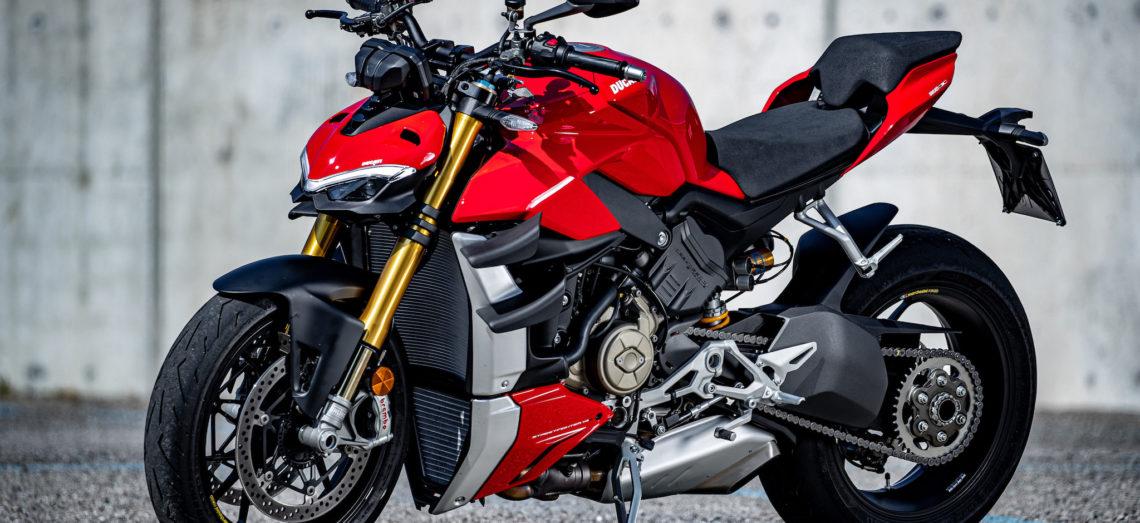 Le Streetfighter Ducati V4 dans le détail: Jekyll et Hyde