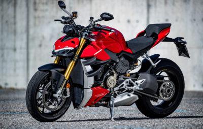 Le Streetfighter Ducati V4 dans le détail: Jekyll et Hyde :: Présentation