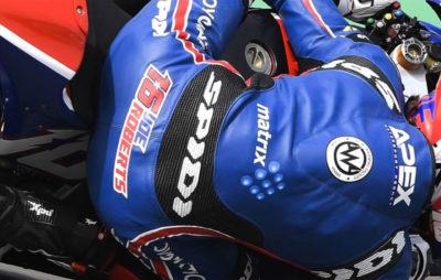 Joe Roberts bat le record du circuit! Thomas Lüthi chute deux fois en FP2! :: Moto2 Qatar