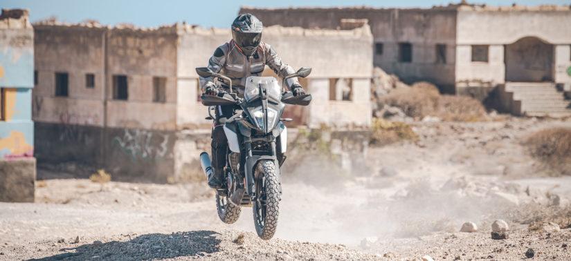 La 390 Adventure, un trail pour les petites et les grandes aventures :: Test KTM :: ActuMoto