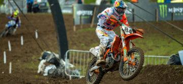 Herlings «the Bullet» ouvre la saison motocross avec une victoire en Angleterre