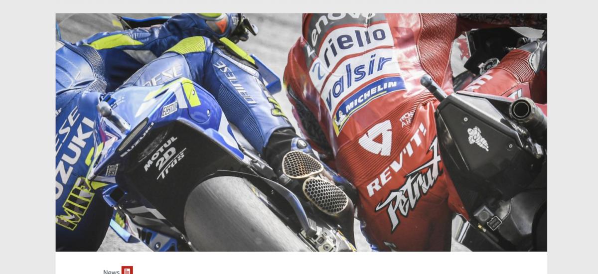 Le site MotoGP.com propose son VideoPass gratis