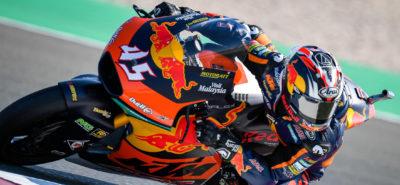 Tetsuta Nagashima crée la sensation. Thomas Lüthi termine dixième! :: Moto 2 Qatar