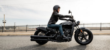 Indian propose sa Scout Bobber en version Sixty!