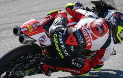 Tatsuki Suzuki, première pole de la saison. Jason Dupasquier (29e) apprend! :: Moto3 Qatar