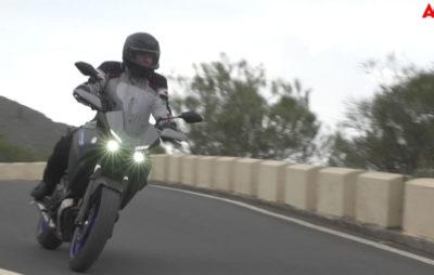 Test de la Yamaha Tracer 700 à Ténérife :: Tourer midsize