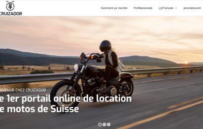 Le portail suisse Cruizador.com s'ouvre aussi aux pros :: Location de moto